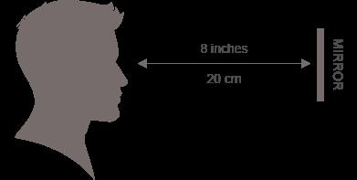 Pupillary Distance Step 1
