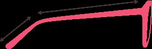 Temple Arms Length